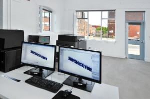 workstation objet connex 500