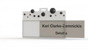 Deloitte - Name Tag - Insert - R5V2